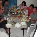 Christman dinner