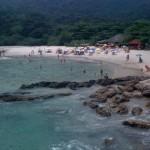 Trinidade beach