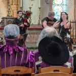 Koncert v cerkvi... srednjeveška Apocalyptika