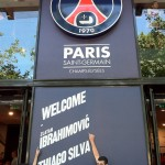 Day 38: Ibra mania comes to Paris! And that makes fan item sale skyrocket!